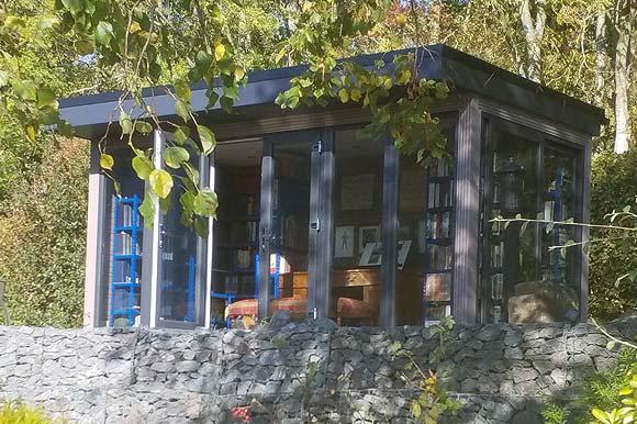 Garden Studio Library Bedford