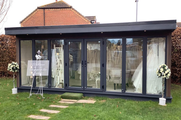 Work From Home Garden Offices Bedford