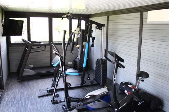 Garden Gym Retreat Bedford