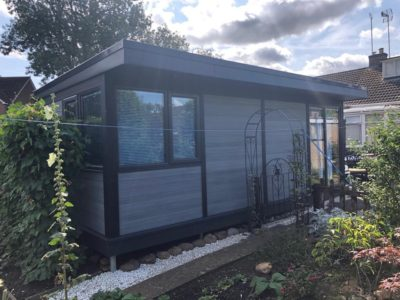 Bedford Complete Fully Insulated Garden Room