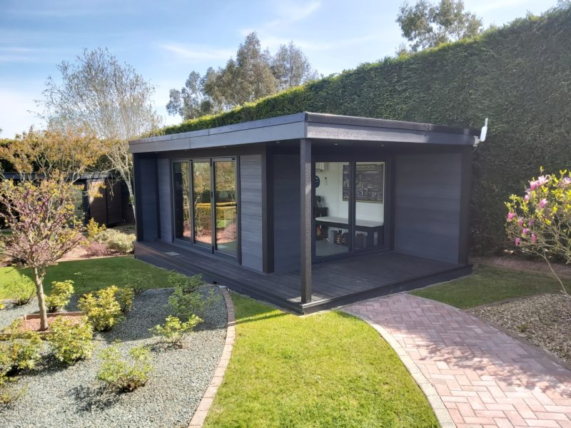 Garden Room In Bedford